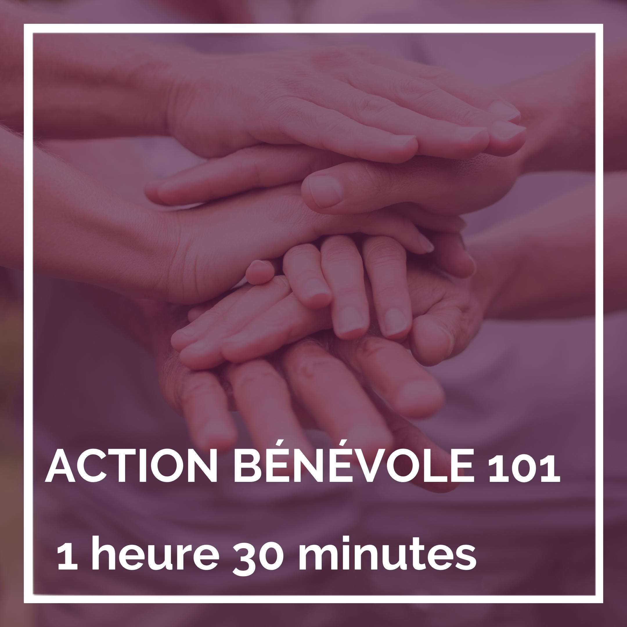 Action bénévole 101